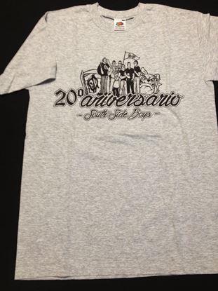 Imagens de T-Shirt Logo 20º Aniversário