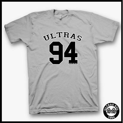 Imagens de T-Shirt Ultras 94 | Cinza | 2016