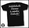 Imagens de T-Shirt Fidelidade   Preta   2017