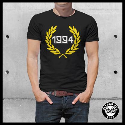 Imagens de T-Shirt 1994 Ultras Farense | Preta | 2018