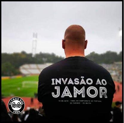 Imagens de T-Shirt Jamor | Preta | 2018